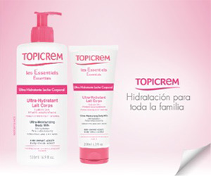 Topicrem - Hidratacion