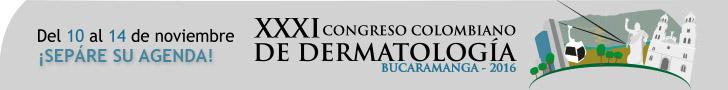 XXXI congreso nacional de dermatologia 2016