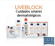 Protectores solares Uveblock - Isis pharma