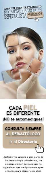 Directorio dermatólogos AsoColDerma
